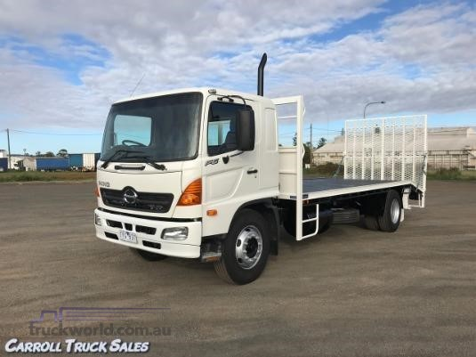 2004 Hino 500 Series 1527 FG Carroll Truck Sales Queensland - Trucks for Sale