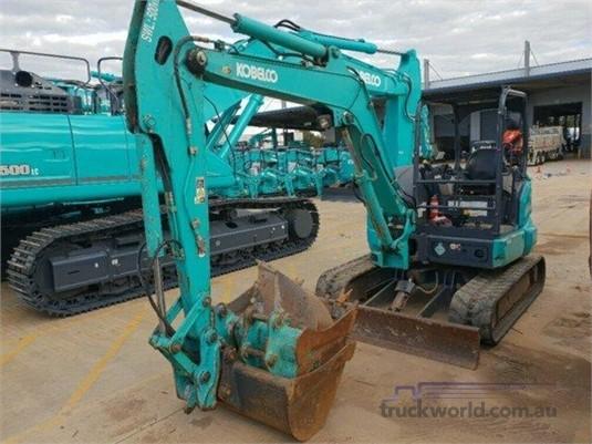 2015 Kobelco SK55SRX-6 Heavy Machinery for Sale