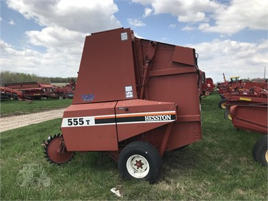 HESSTON Round Balers For Sale In USA - 141 Listings | TractorHouse