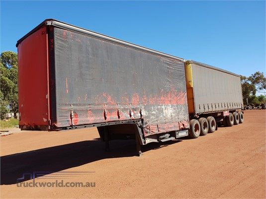 2001 Maxitrans St3 Trailers for Sale