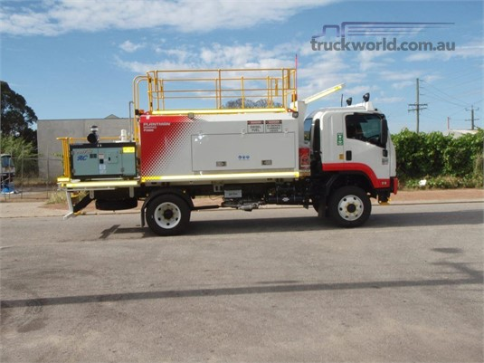 2011 Isuzu FTS Trucks for Sale