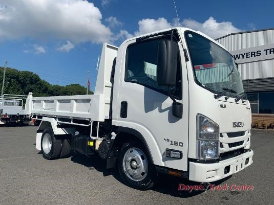 2019 Isuzu NLR 45 150 Dwyers Truck Centre - Trucks for Sale
