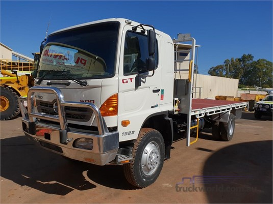 2014 Hino 500 Series 1322 GT Trucks for Sale