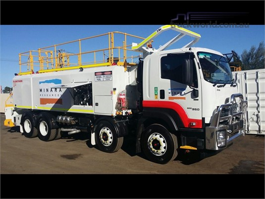 2019 Isuzu FVZ - Trucks for Sale