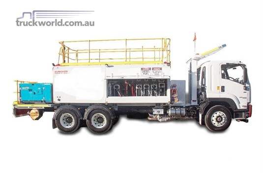 2018 Isuzu FVZ - Trucks for Sale