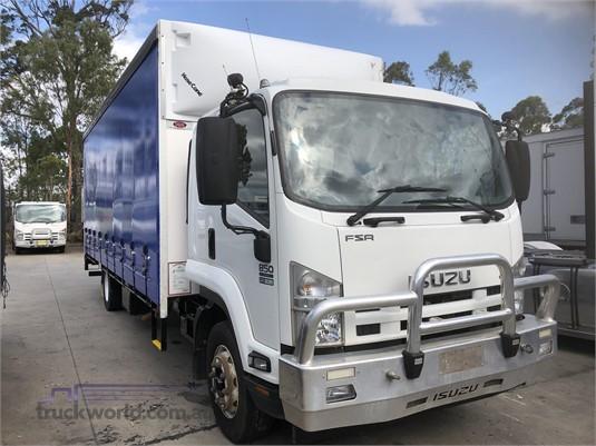 2014 Isuzu FSR Gilbert and Roach - Trucks for Sale