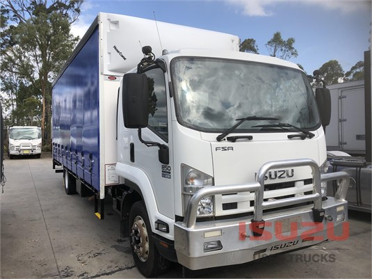 2014 Isuzu FSR Used Isuzu Trucks - Trucks for Sale