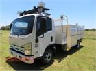 2011 Isuzu NPR300 PREMIUM Service Vehicle