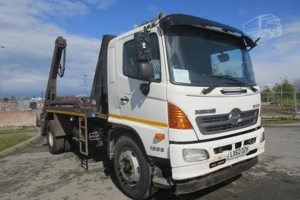 2012 HINO 500GH1826 at www.firstchoicecommercials.ie