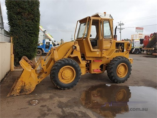 1979 Caterpillar 920 Heavy Machinery for Sale