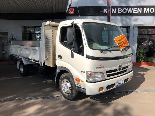 2009 Hino 300 Series 816 Trucks for Sale