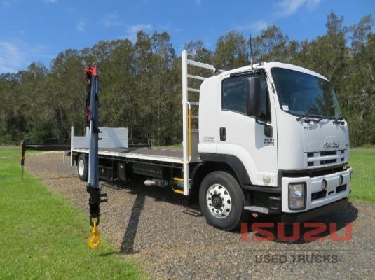 2009 Isuzu FVR1000 Used Isuzu Trucks - Trucks for Sale