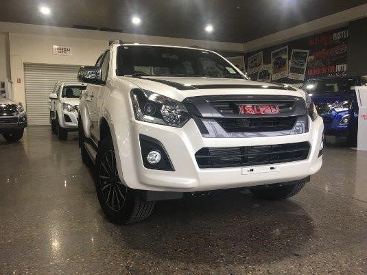 2019 Isuzu UTE D-Max LS-T - Light Commercial for Sale