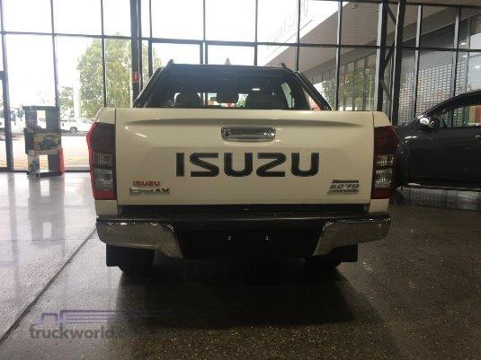 2019 Isuzu UTE D-Max LS-T Brisbane Isuzu Ute - Light Commercial for Sale