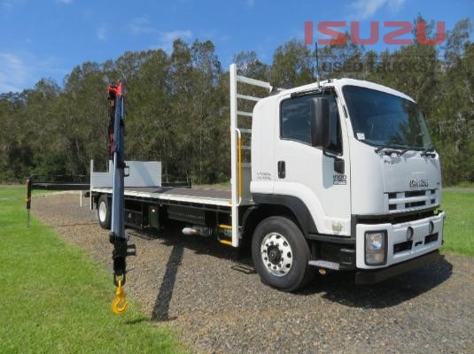 2009 Isuzu FVR 1000 Long Used Isuzu Trucks - Trucks for Sale