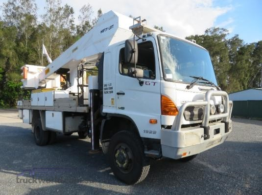 2008 Hino GT 1322 4x4 - Trucks for Sale