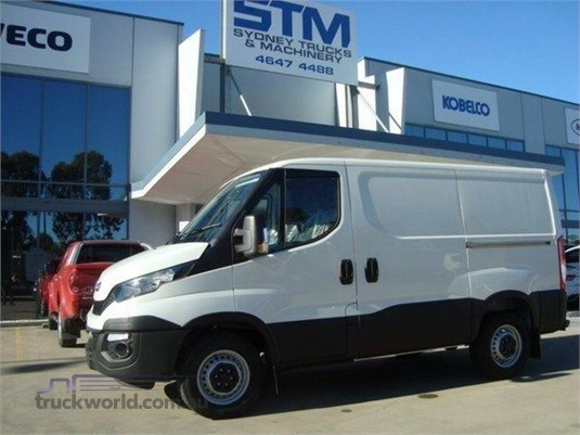 2016 Iveco Daily 35s13 Light Commercial for Sale