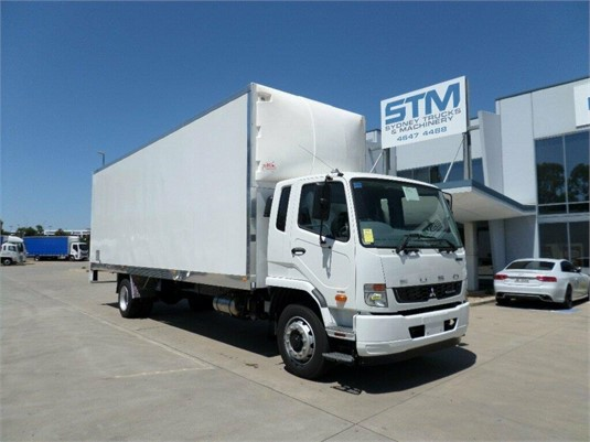 2018 Fuso Fighter FM - Trucks for Sale