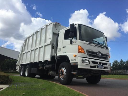 2011 Hino 500 Series 2630 FM - Truckworld.com.au - Trucks for Sale