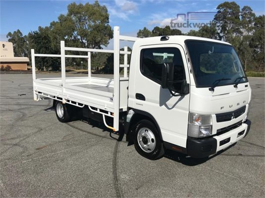 2018 Fuso Canter 515 Wide FEB21ER4SFAC Trucks for Sale