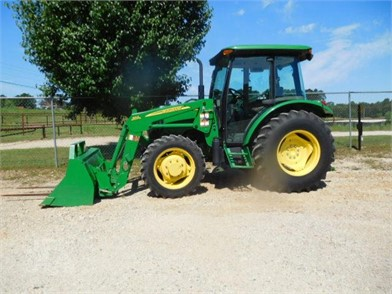 40 HP To 99 HP Tractors For Sale In Mineola, Texas - 613