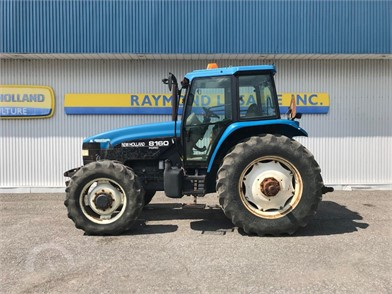 NEW HOLLAND 100 HP To 174 HP Tractors Auction Results - 216