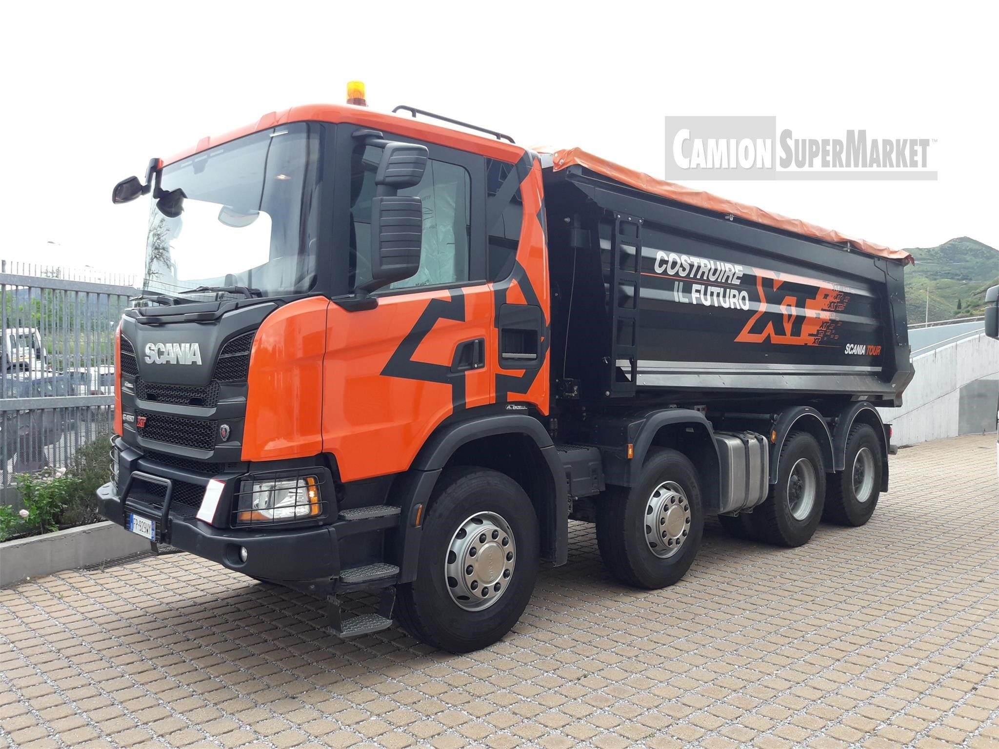 Scania G450 used
