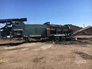 POWERSCREEN 615LL For Sale In Jackson, Michigan