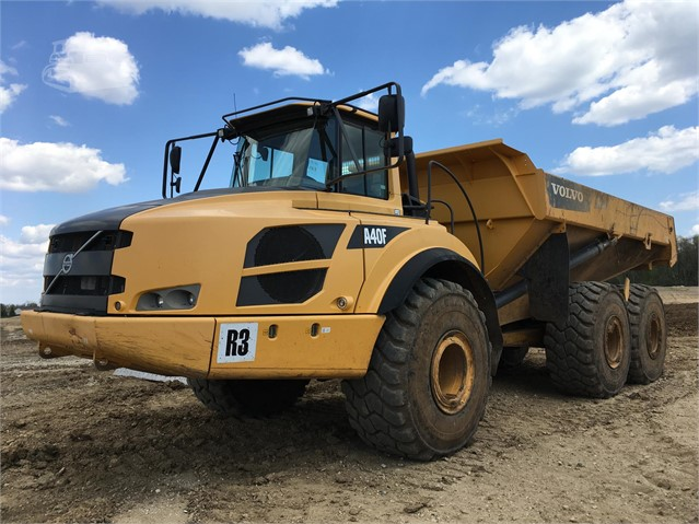 2012 VOLVO A40F For Sale In Butler, Wisconsin