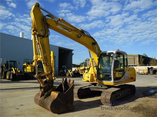 2008 Sumitomo SH120-3 Heavy Machinery for Sale