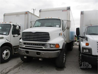 2004 Sterling Lt9513 Van Truck Other Auction Results In