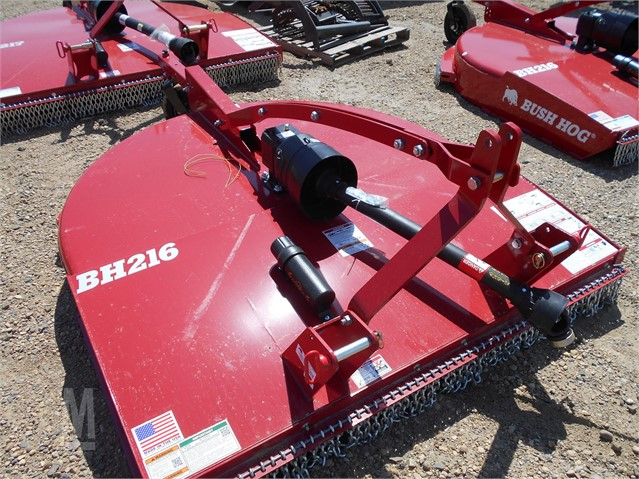 2019 BUSH HOG BH216 For Sale In Madison, Minnesota
