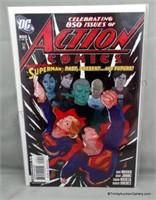 Superman Comic Book DC Comics Online Auction 11/19/15