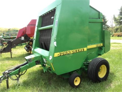 Bmv Boonville In >> John Deere 566 For Sale In Boonville Indiana 1 Listings