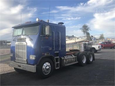 Cabover Trucks For Sale >> Freightliner Cabover Trucks W Sleeper For Sale 48 Listings