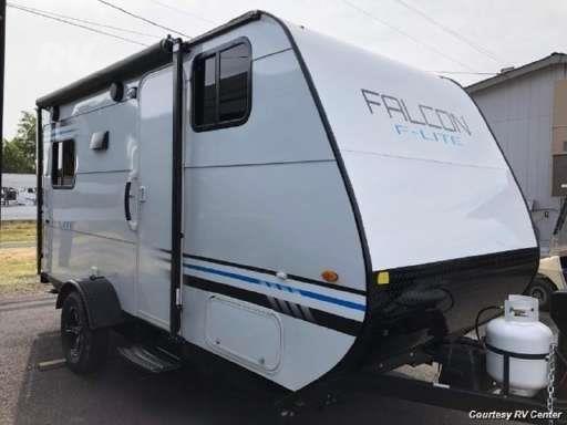 TRAVEL LITE FALCON F-LITE 19BH RVs For Sale - 3 Listings