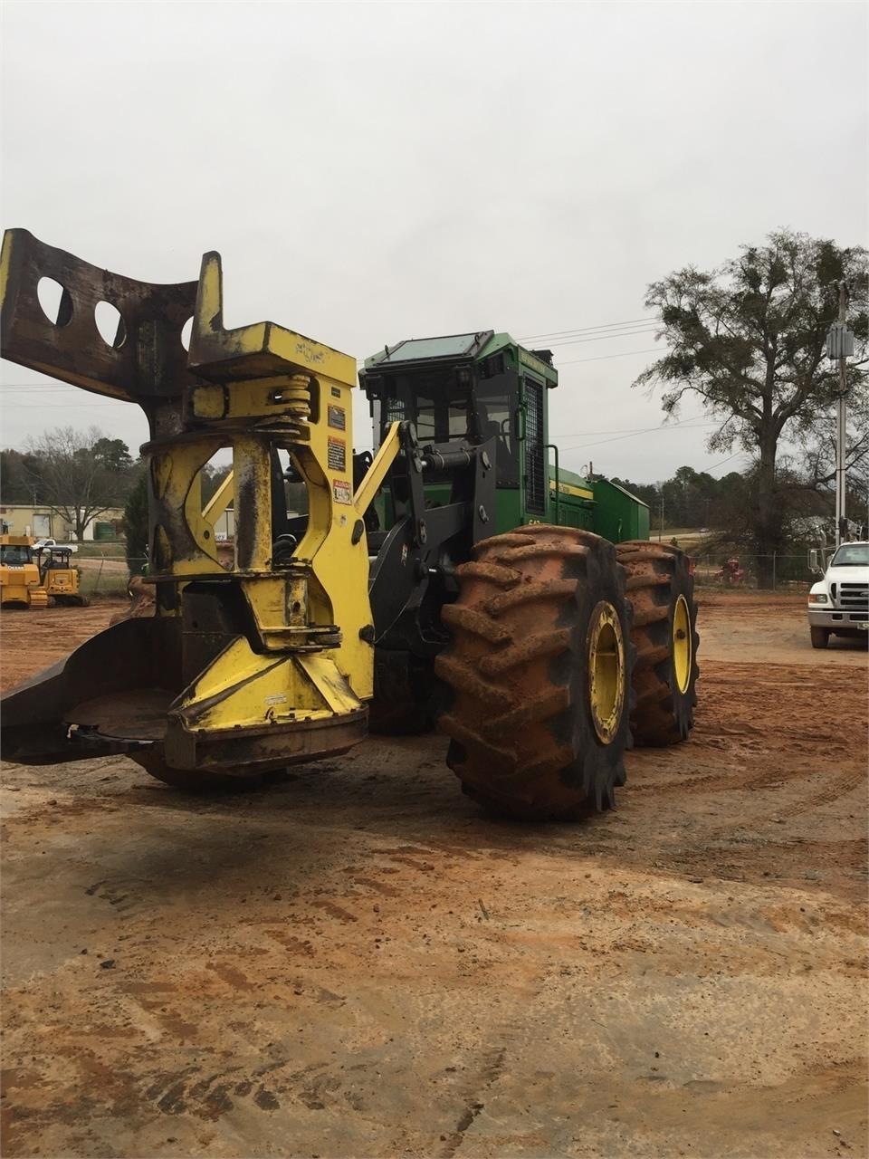 2014 DEERE 643K For Sale in Troy, Alabama