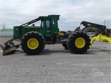 DEERE 748H For Sale By Delk Equipment - 1 Listings | MachineryTrader