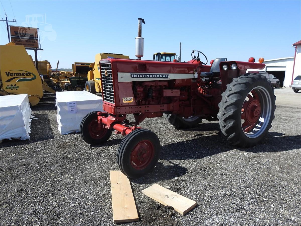 INTERNATIONAL 656 For Sale In Elberon, Iowa   www bendaag com