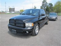 MAY 15, 2019 - LIVE / ONLINE VEHICLE AUCTION