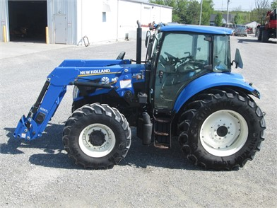 NEW HOLLAND T5 105 For Sale - 24 Listings | TractorHouse com - Page