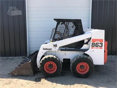 BOBCAT 863 For Sale - 15 Listings | MachineryTrader com