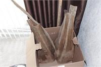 Box of Raw Palm Husks