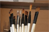 Simply Simmons Paint Brushes
