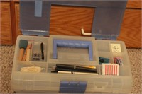 Artist's box with Supplies