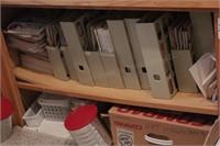 Art Magazines & Storage Containers