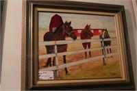 Cowboy & Horses (Brannon, R.Smith, J.Astrouski)