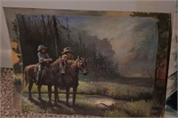 5 Cowboys & horses (Brannon, Maning & others)