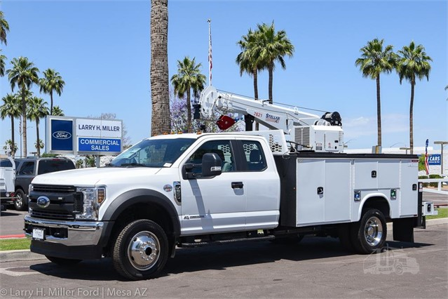 Ford F550 For Sale >> 2019 Ford F550 For Sale In Mesa Arizona Truckpaper Com