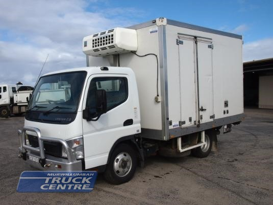 2006 Fuso Canter 2.0 Murwillumbah Truck Centre - Trucks for Sale